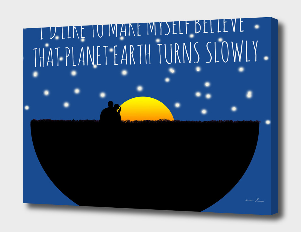 Owl City : Fireflies Quote