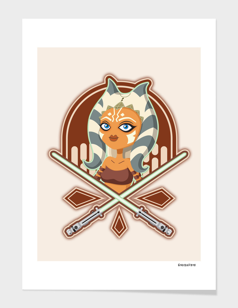 Ahsoka the Padawan