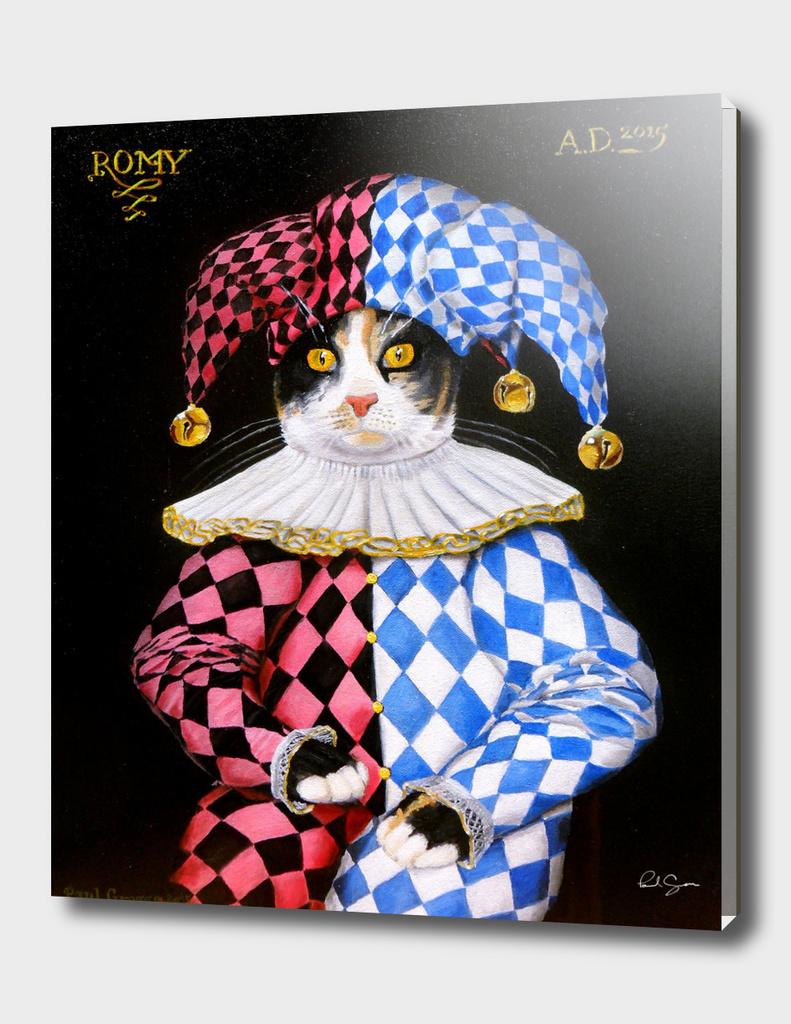 Romy the Jester 2015