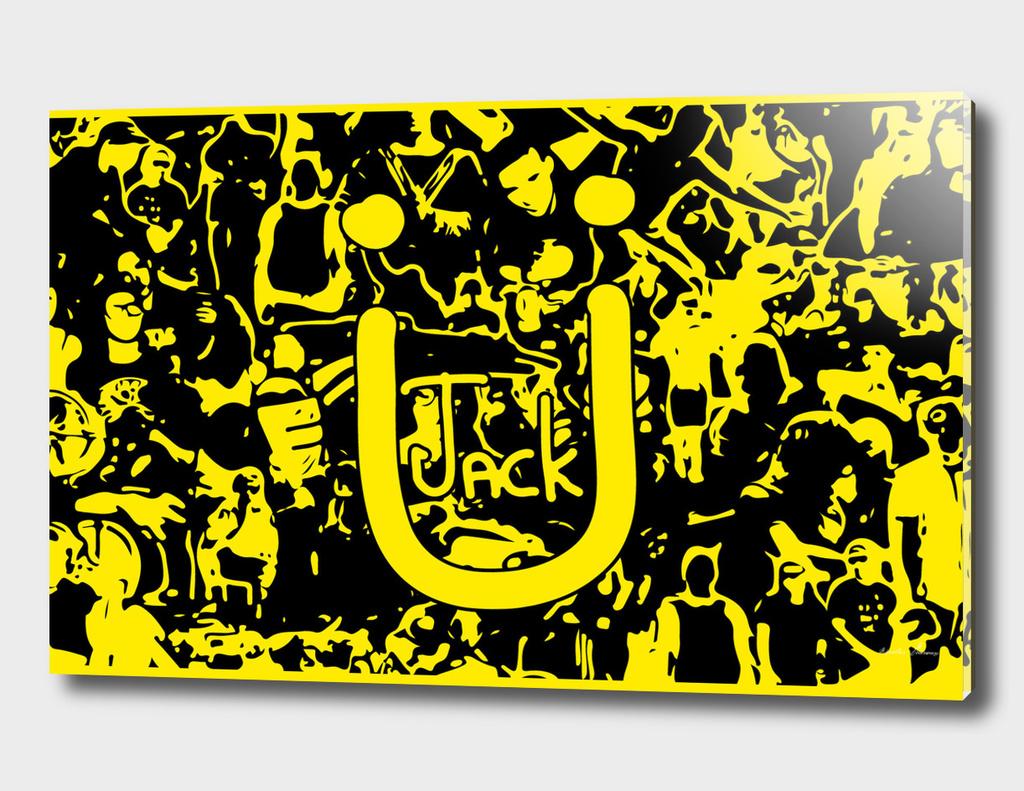 Jack Ü Artwork