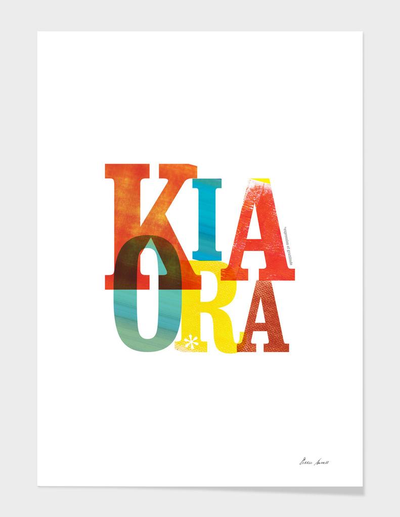 Kia_ora_A3_poster