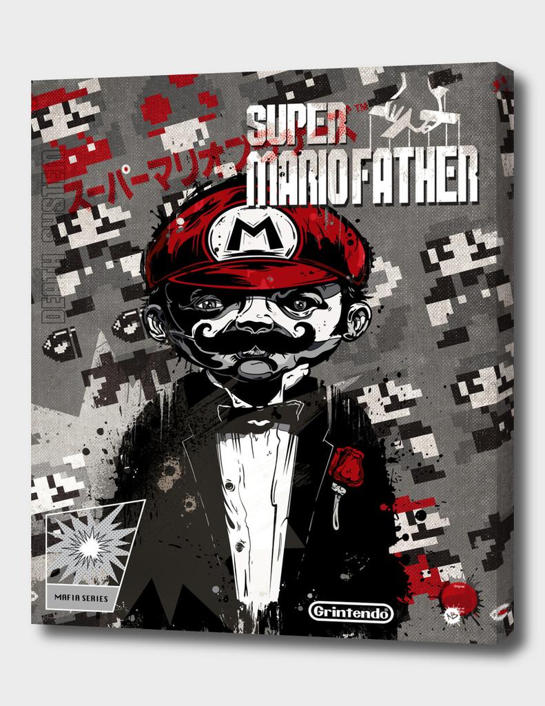 Super Mario Father