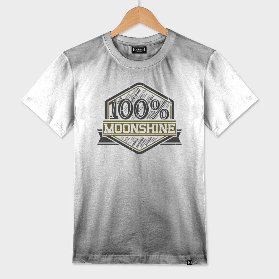 Fellow Shiner Over 100% Wood Classic T-Shirt
