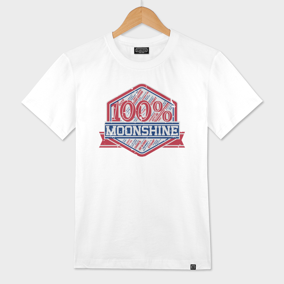 Fellow Shiner Over 100% Old Glory Classic T-Shirt