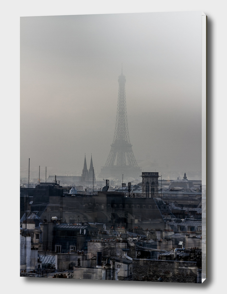 Paris in the Fog