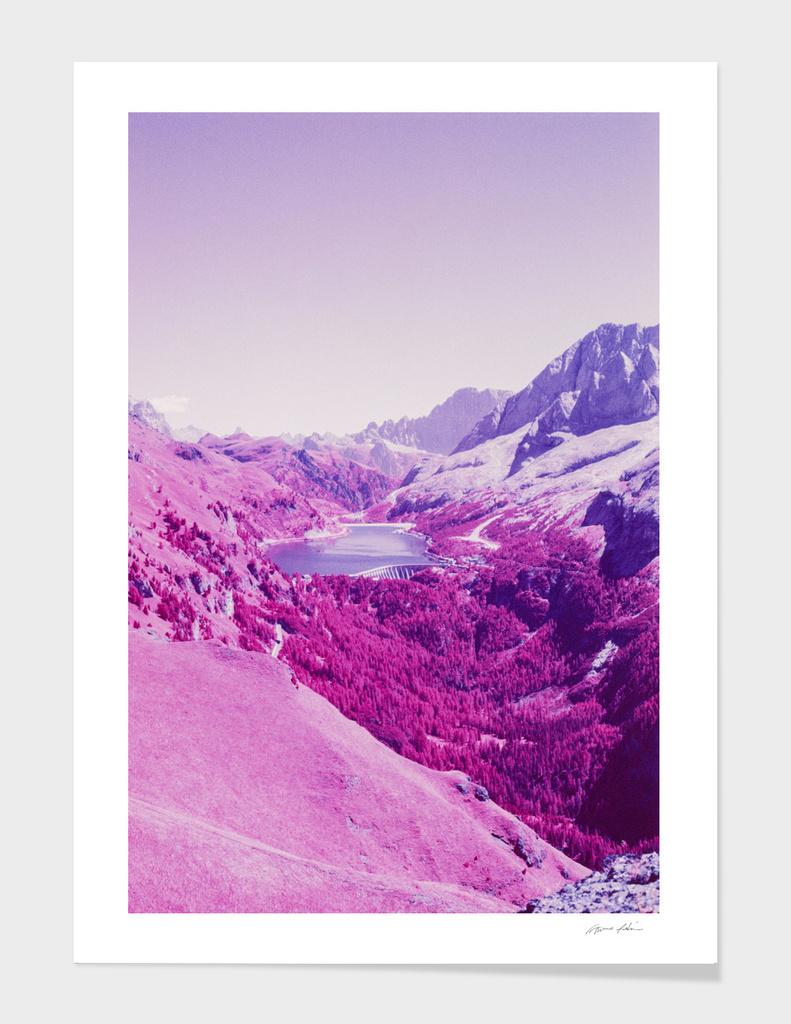 Dolomites in Infrared #5