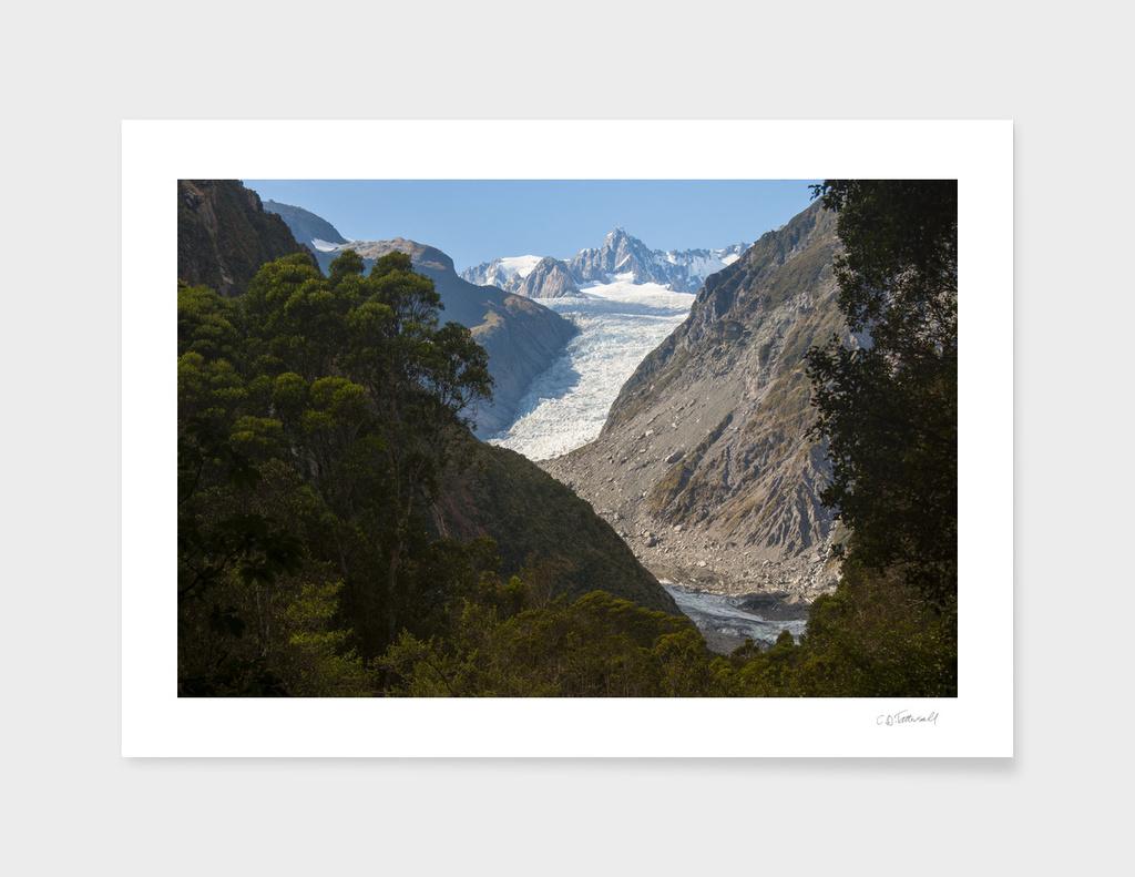 Fox Glacier, South Island, New Zealand