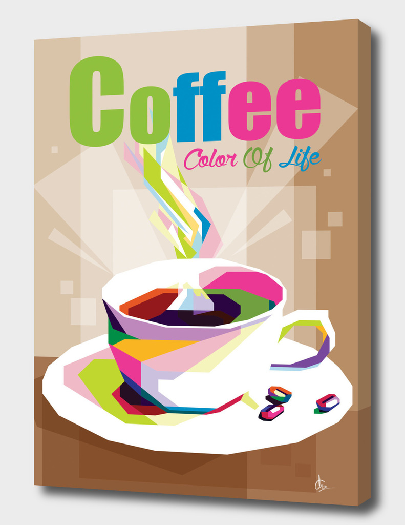 Coffee -Color Of Life