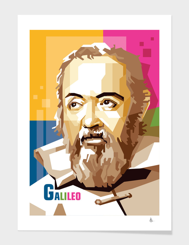 Galileo in WPAP SKINTONE