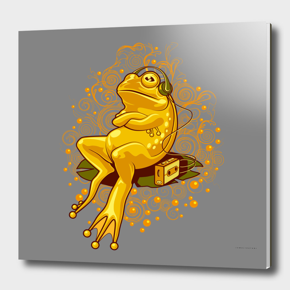 FROGGIE RELAX MODE
