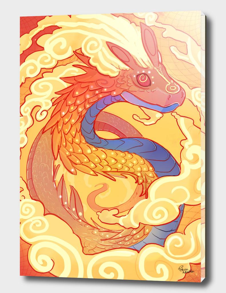 Orange Serpent