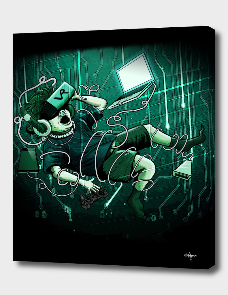 Cyber child