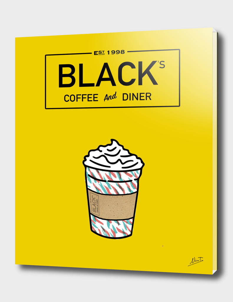 Blacks Coffee