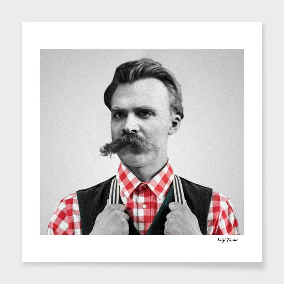 Hipster Nietzsche