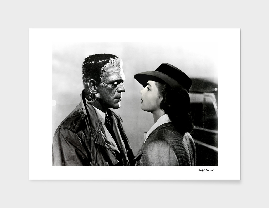 Frankenstein in Casablanca