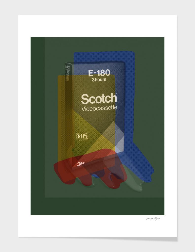 Scotch yellow