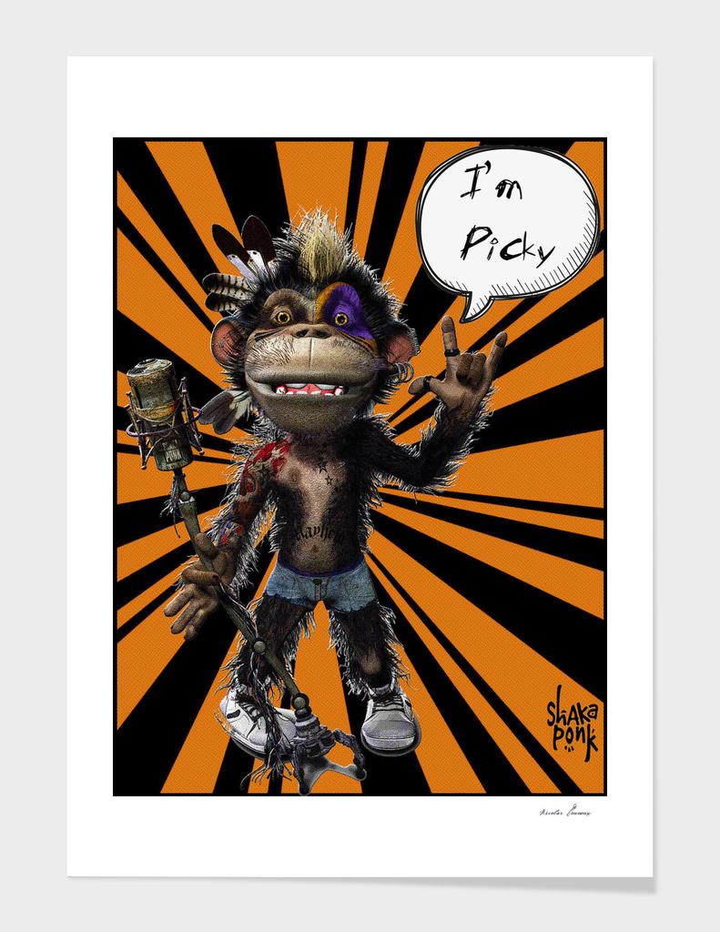 Shaka Ponk: I'm Picky