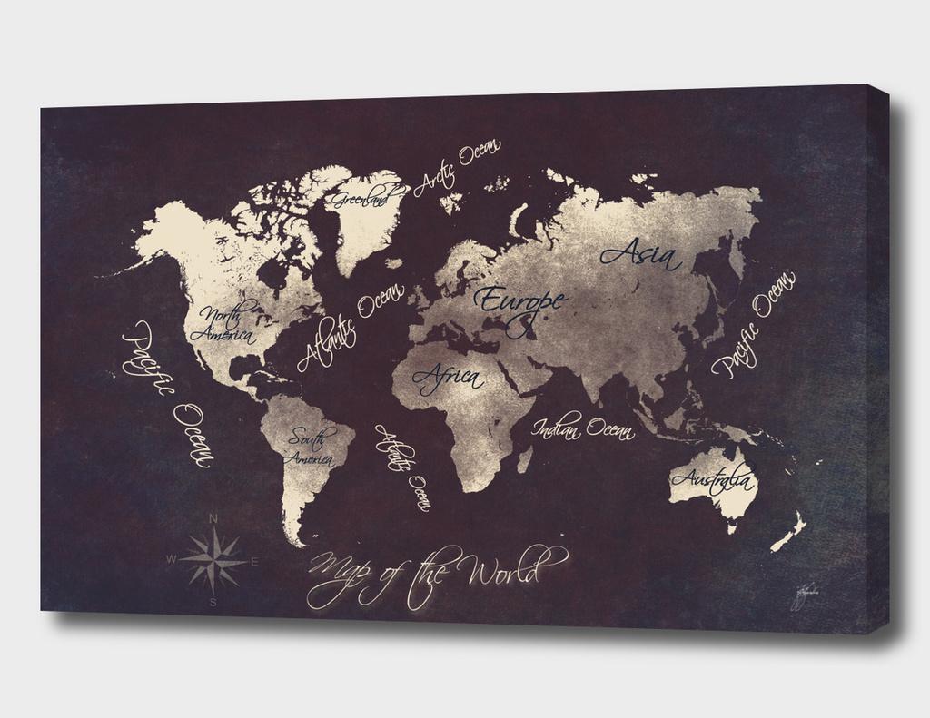 world map 11