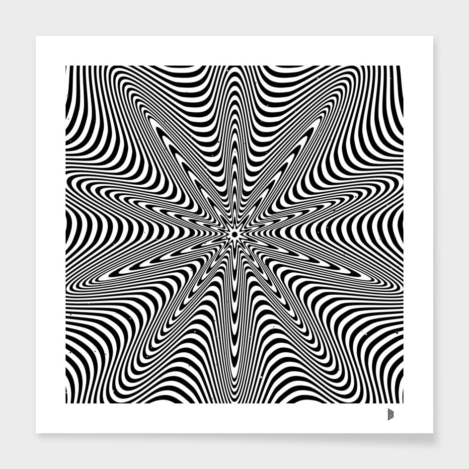 Hypnotic star