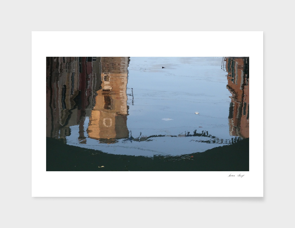 Venetian Reflection
