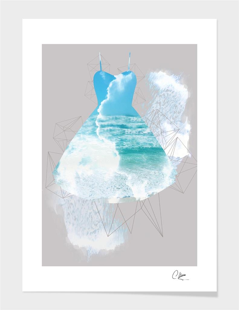 Dancing sea