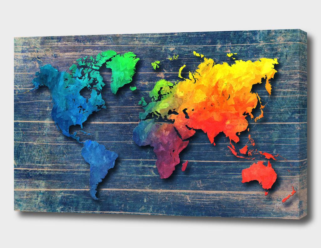 world map 23