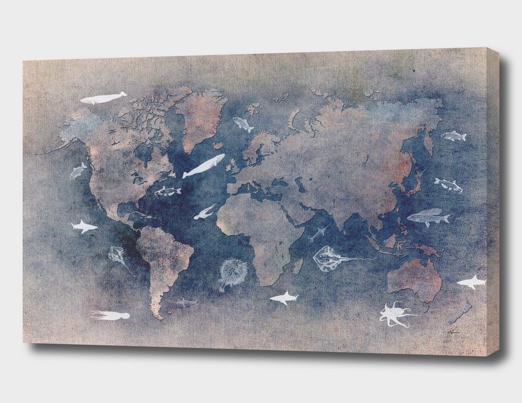 world map 25