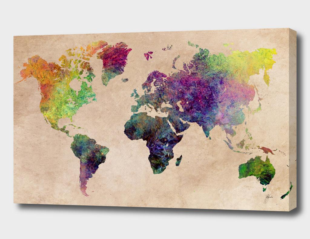 world map 27