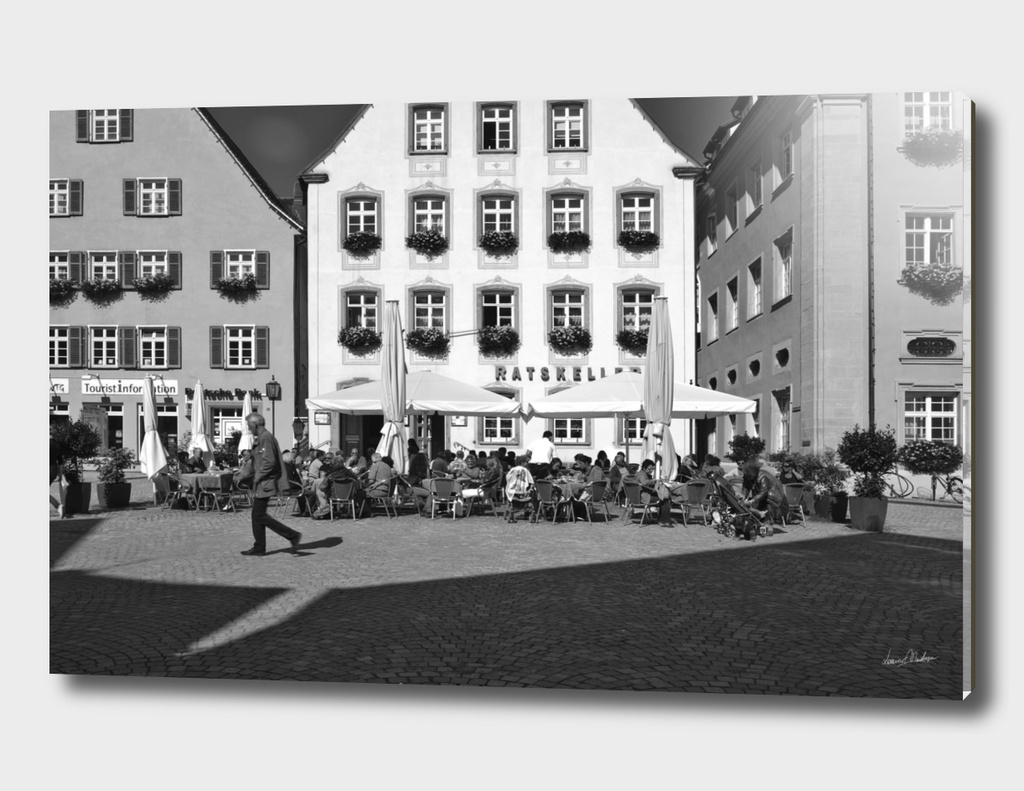 Tübingen. Impressions from germany