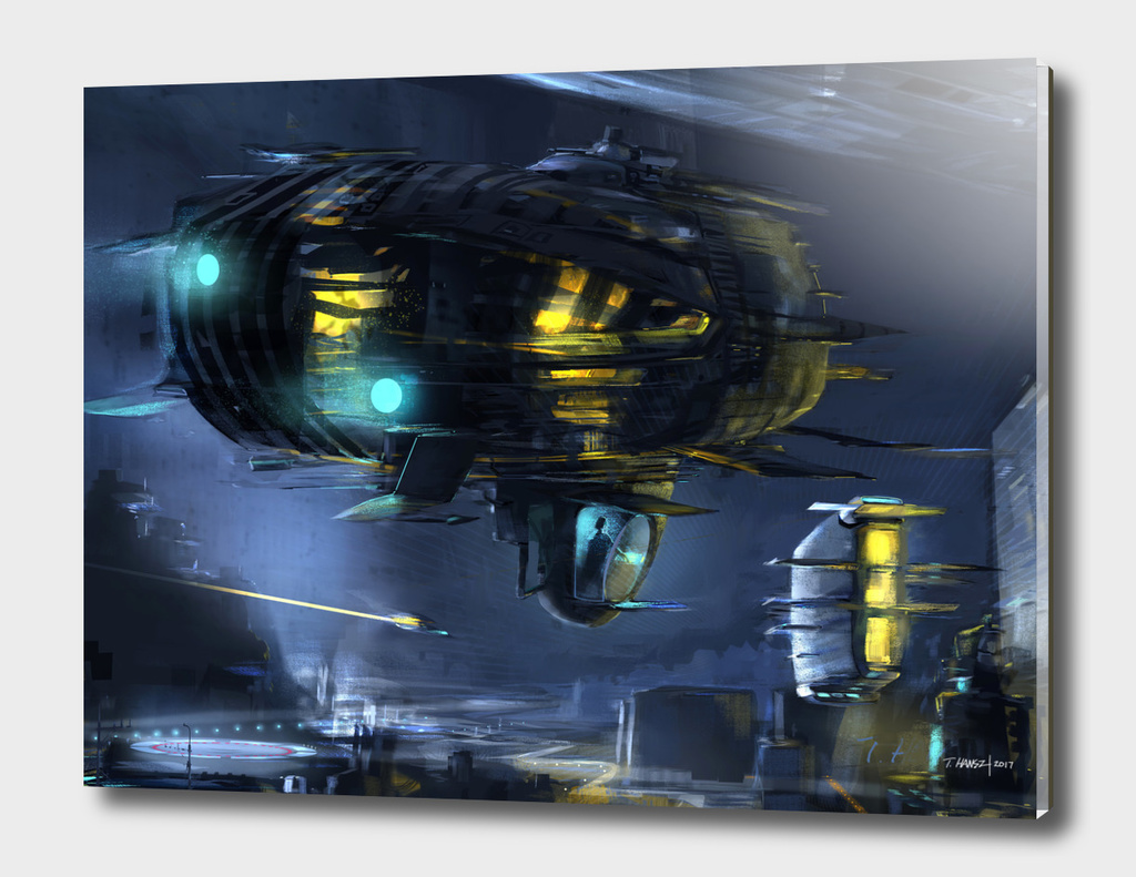 HEROWickerShip