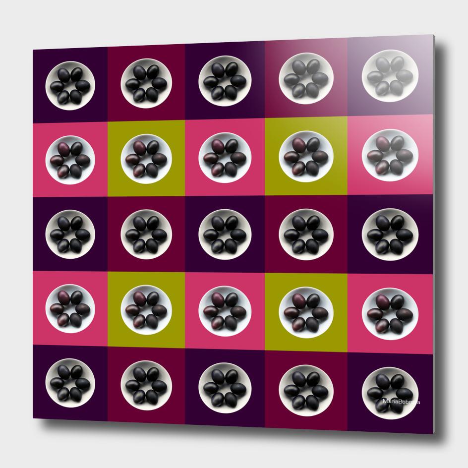 purple eggs 14