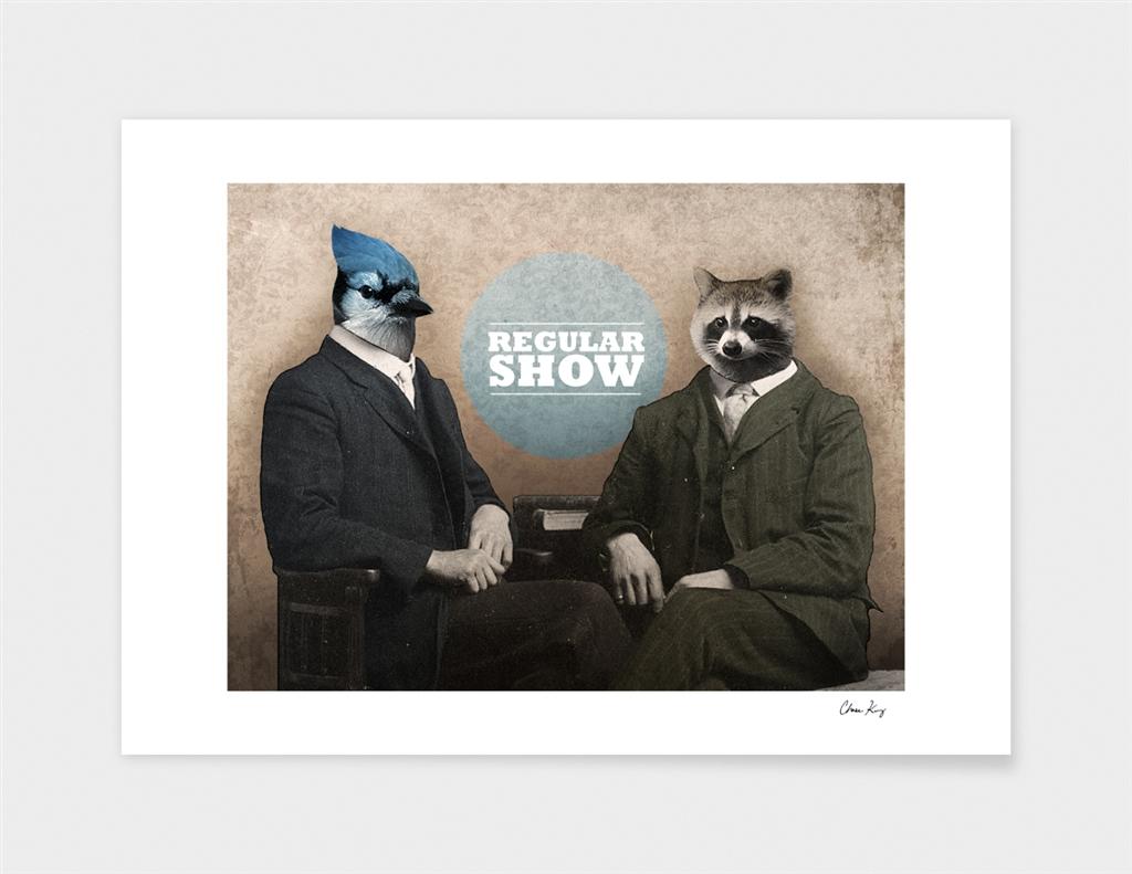 Mordecai & Rigby