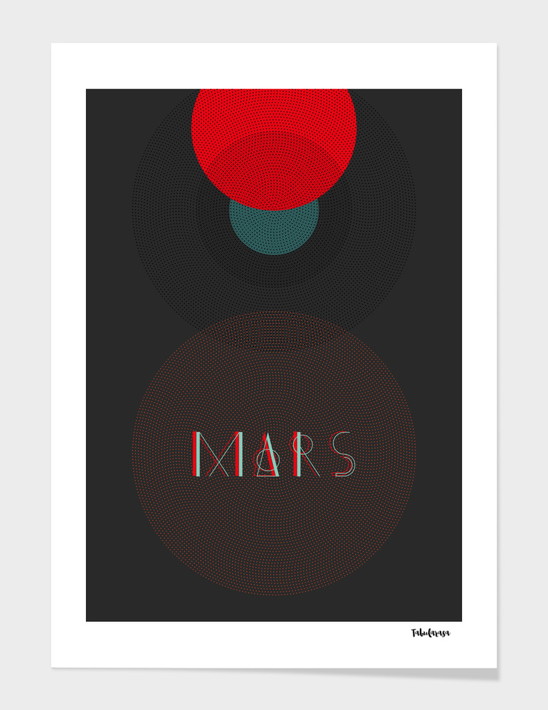 Mars - 31st of May