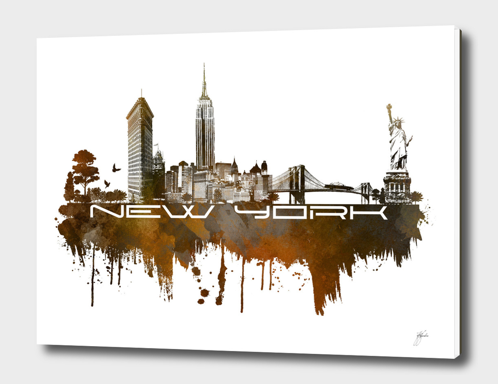 New York skyline 5
