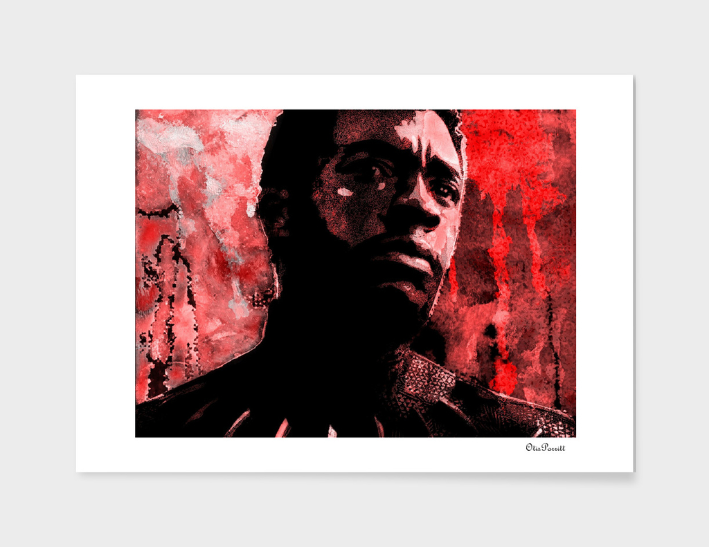 King T'Challa-Black Panther