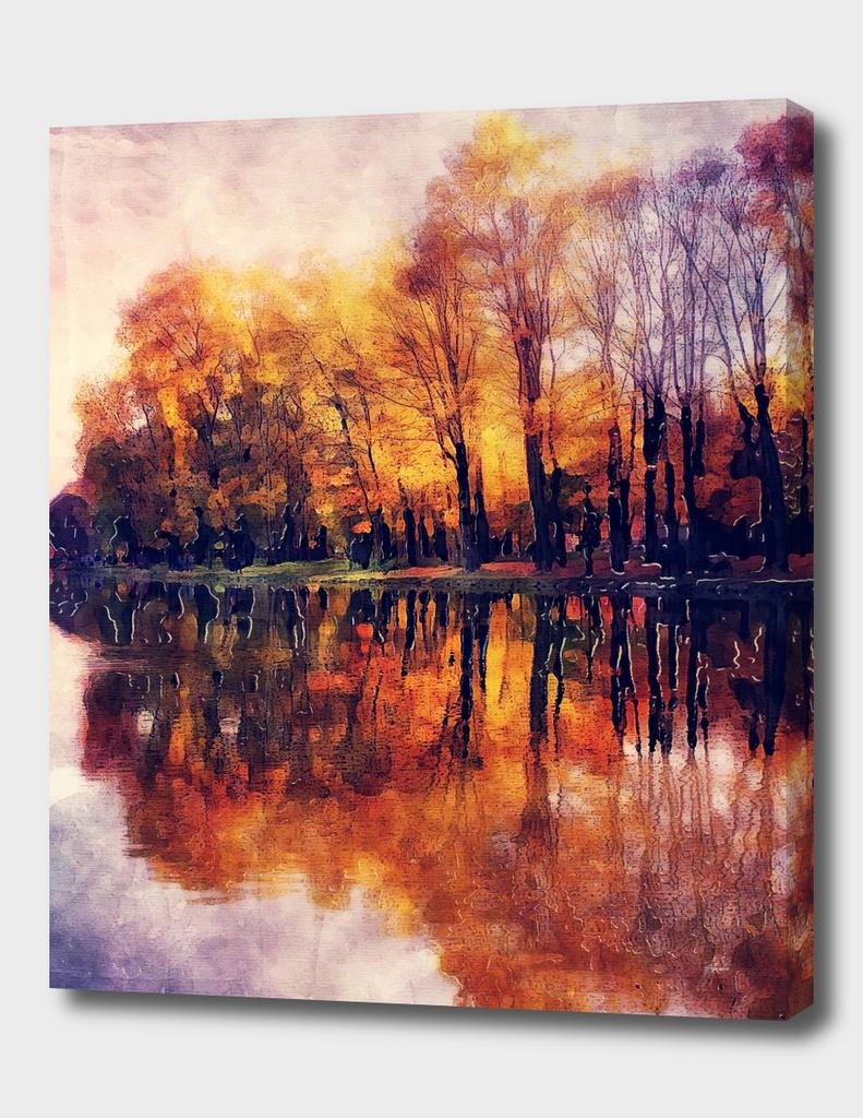 autumn Cracow