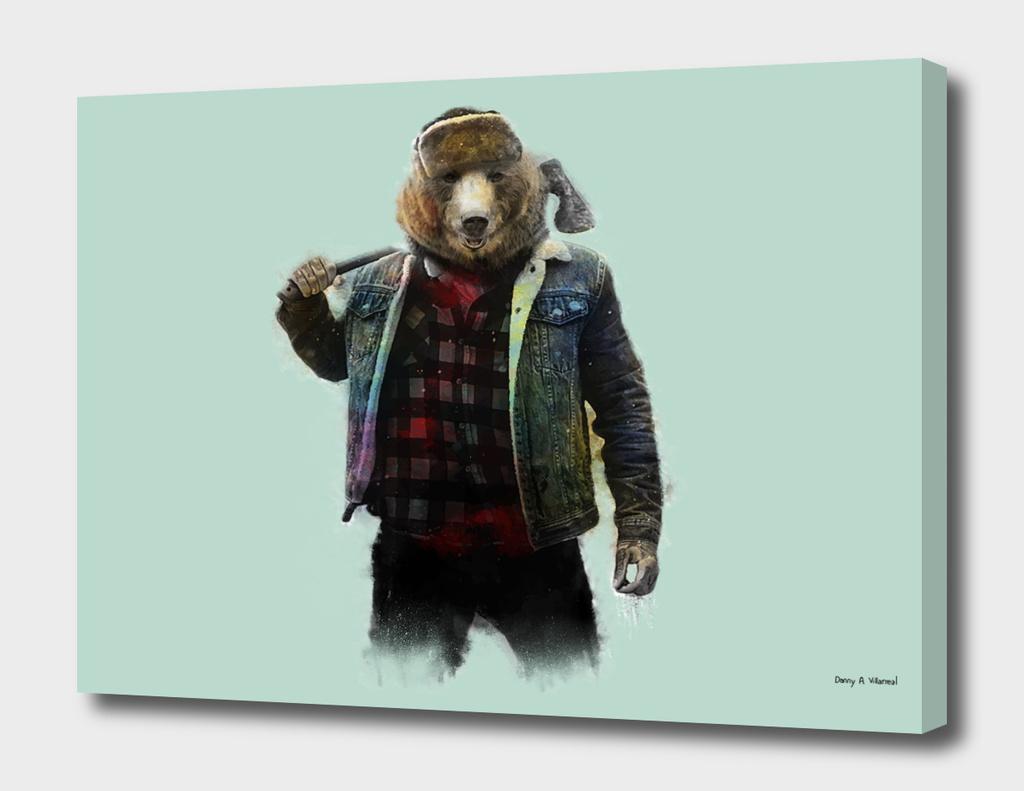 Blizzard Bear