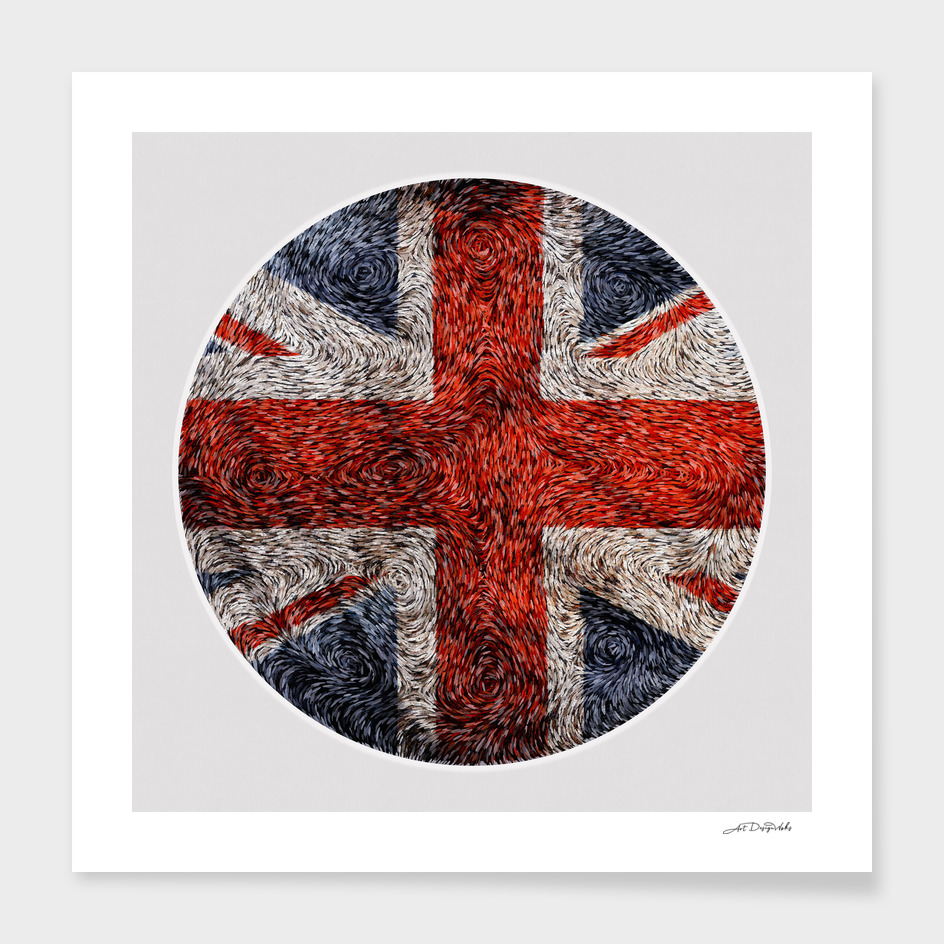 Flag I - Great Britain  / NE