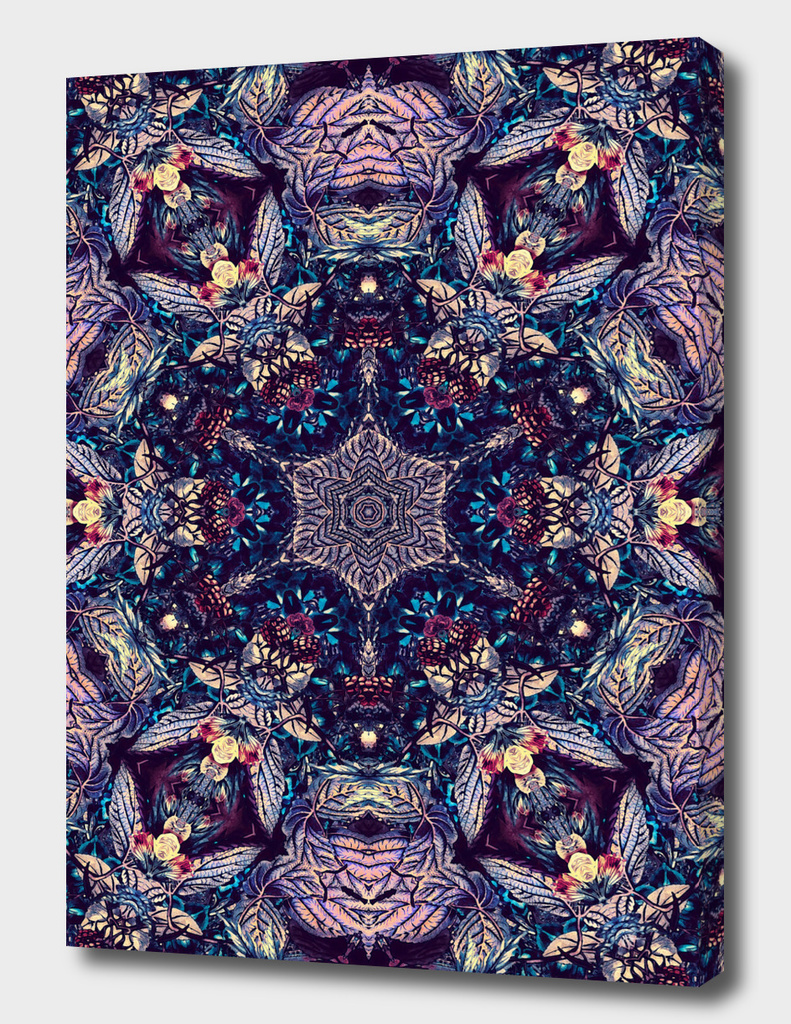 Magic mandala Space