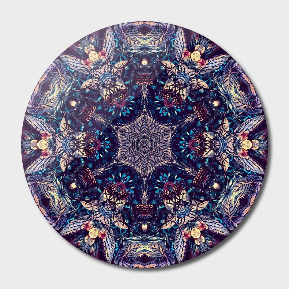 Magic mandala Space