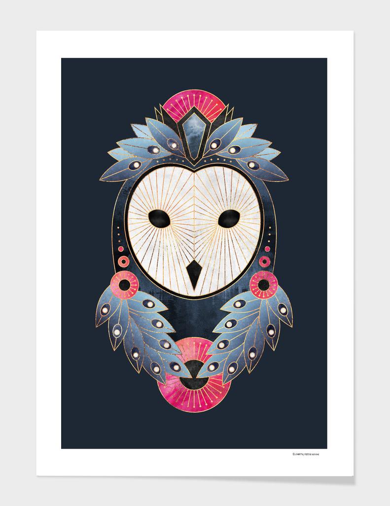 Owl 1 - Dark