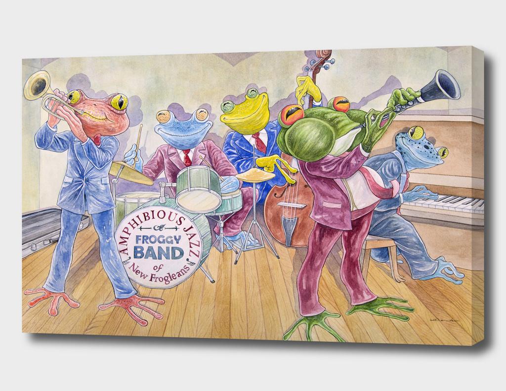 Froggy Band