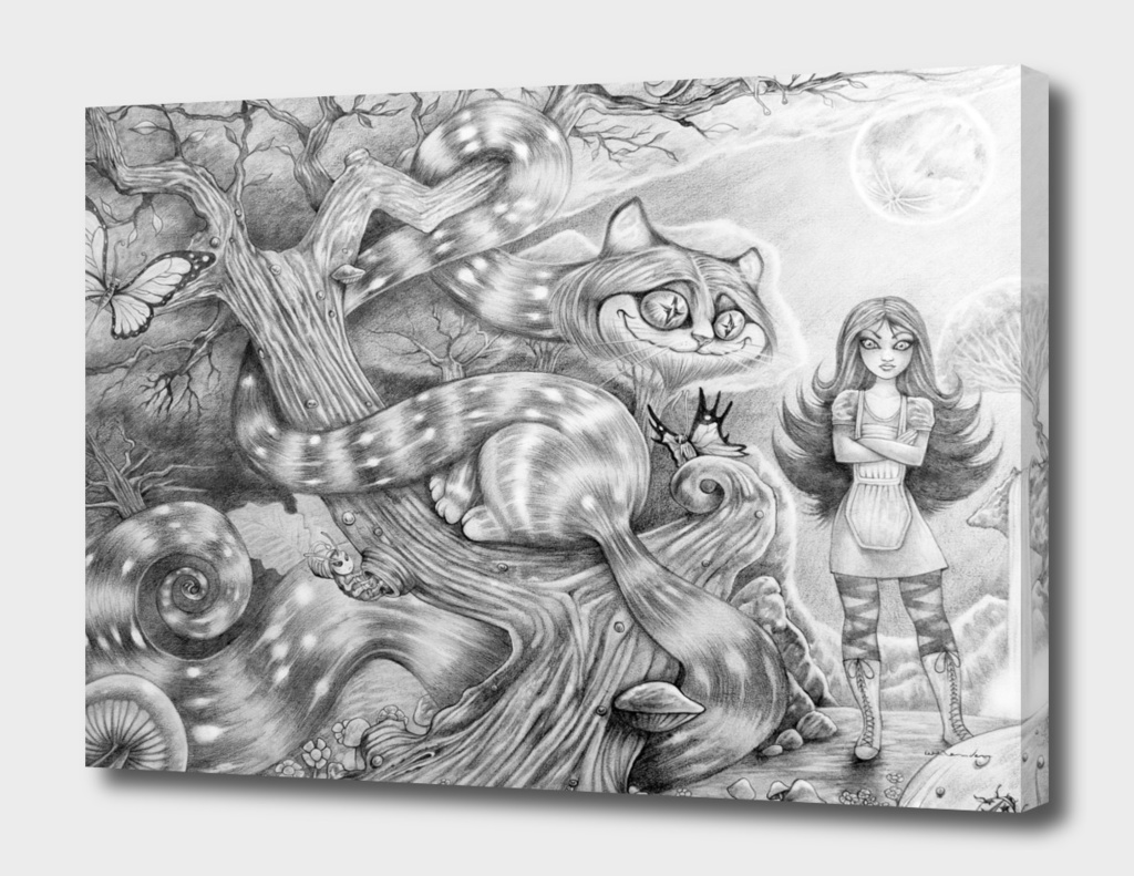wil-zender-alice-and-cheshire-cat