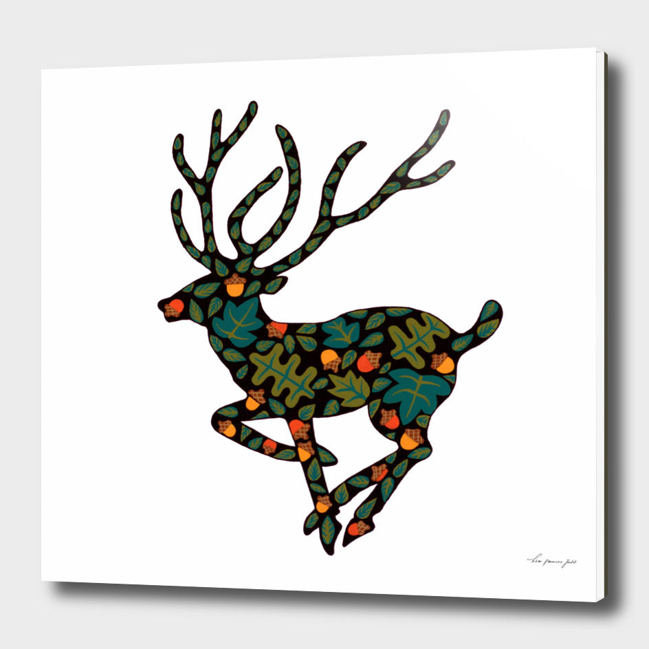 Woodland Deer 2