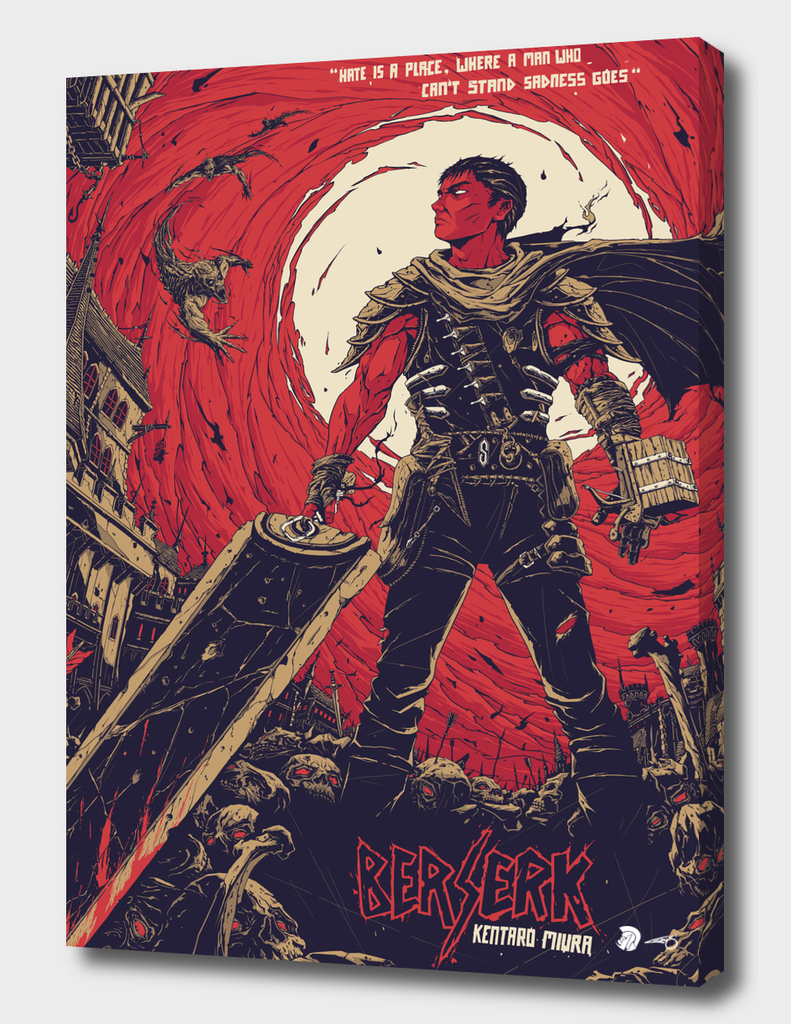 Berserk Poster