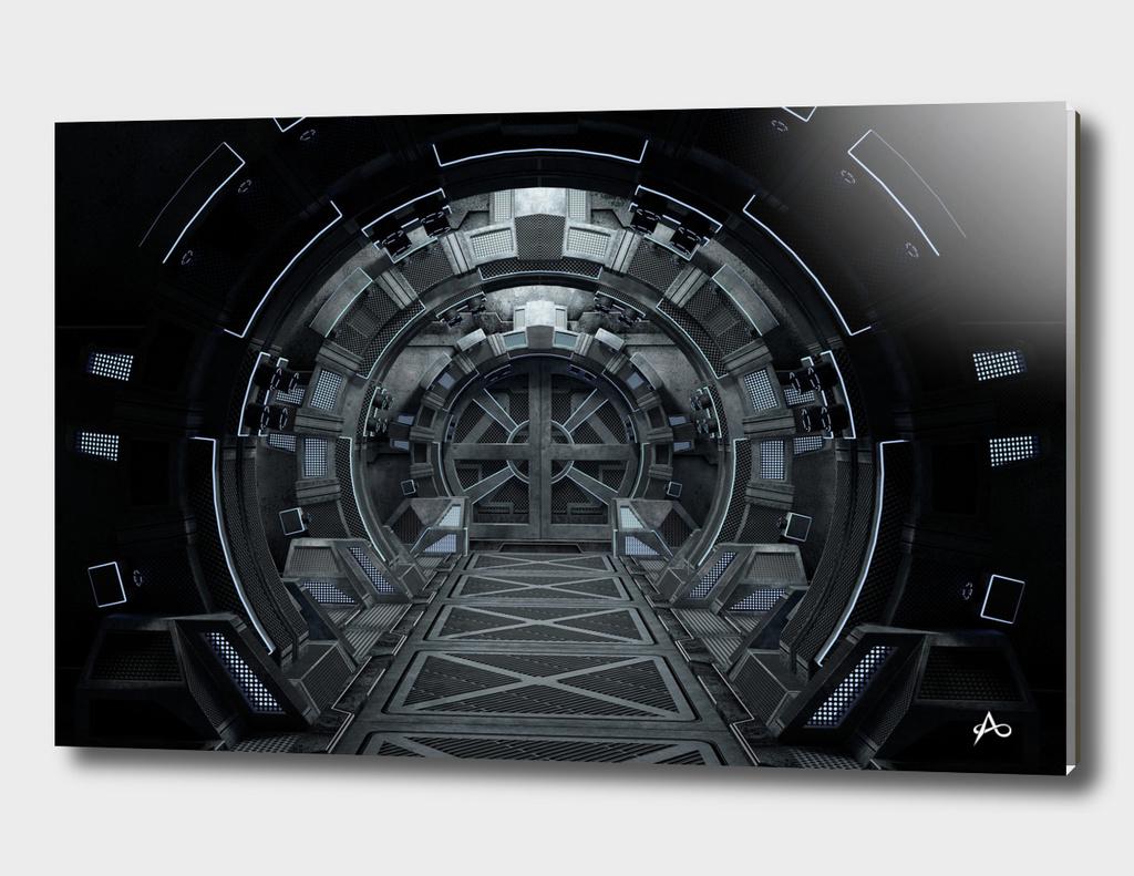 Space Craft - Spaceship Interior