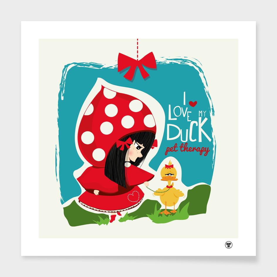 love_my_duck