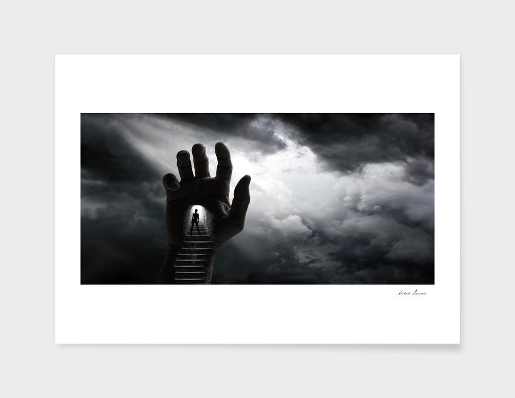 RDP-COMP 550016 Hand