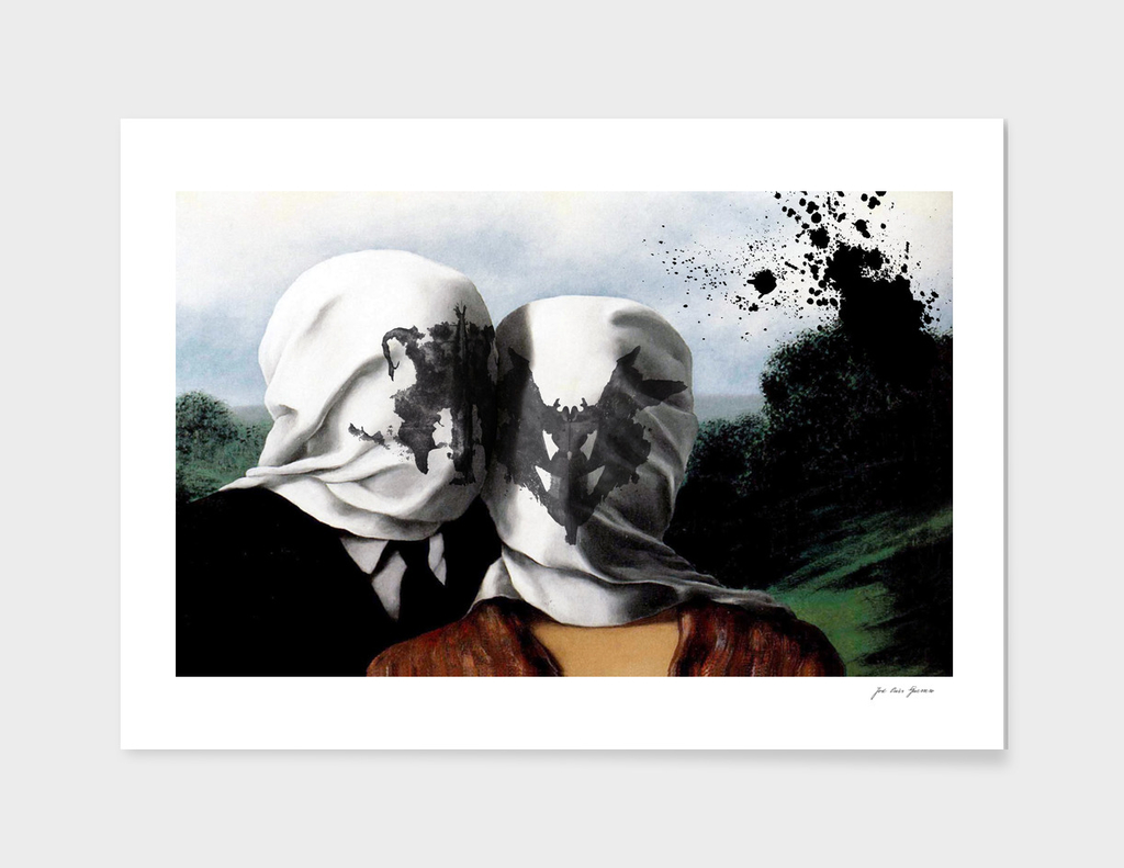 Mr and Mrs Rorschach