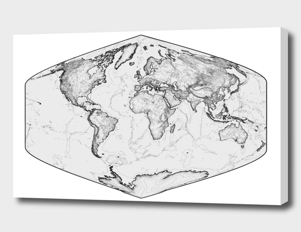 Earth Hexagon
